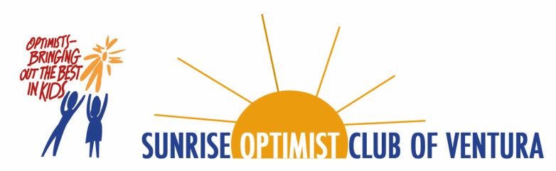 Sunrise Optimist of Ventura!